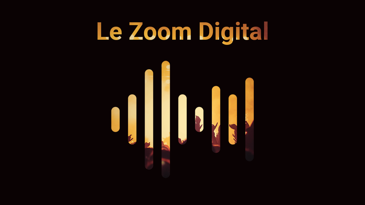 Zoom Digital cover podcast