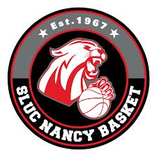 Stade lorrain université club Nancy basketball