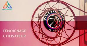 client case study Paris Basket