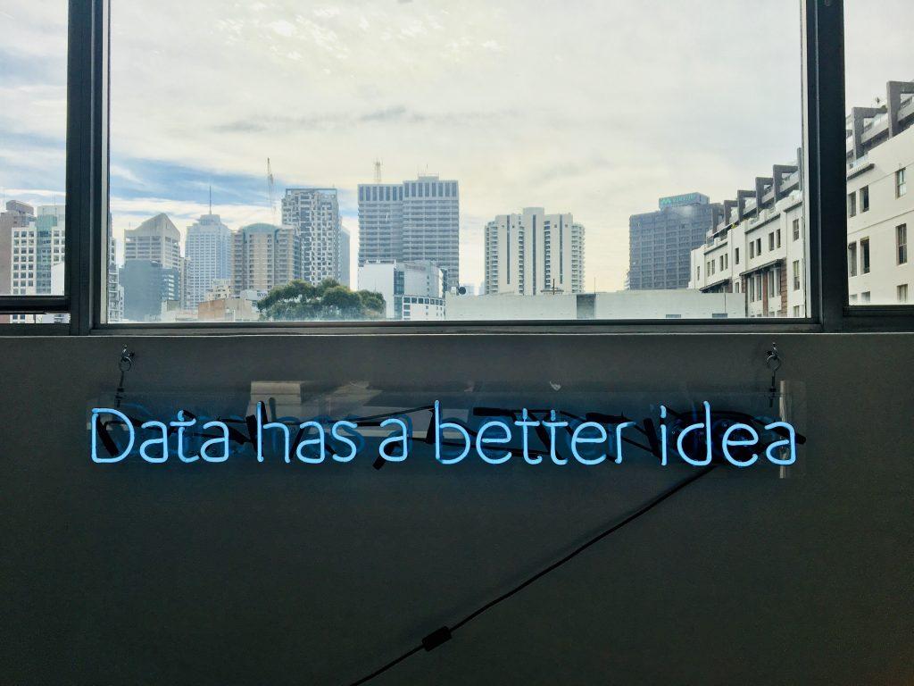 placer de los datos