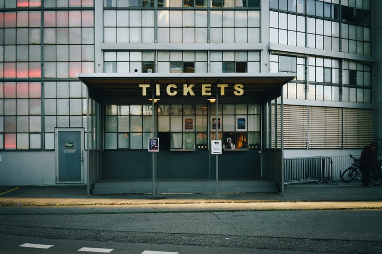 anonymous participant ticketing