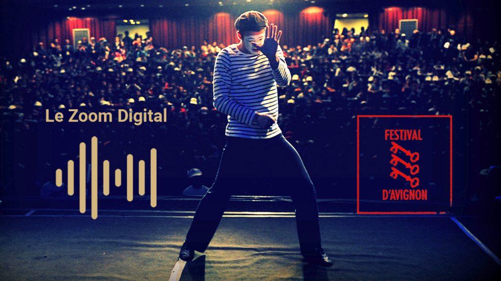 Le digital au service du spectacle vivant | Le Zoom digital – Podcast #6