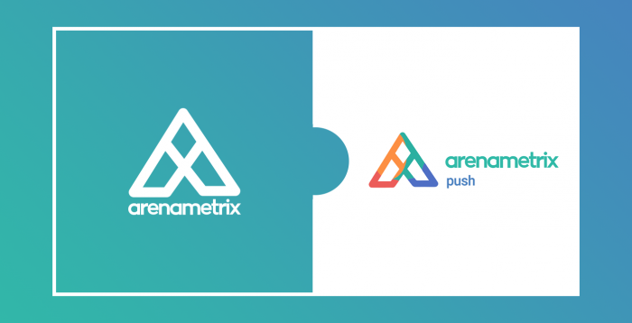 Arenametrix push notifications
