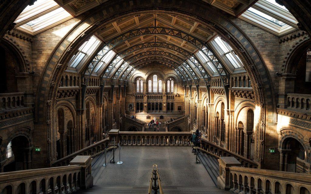 Deserted Museum