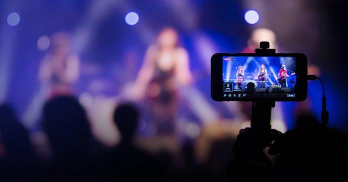 Livestream-Sendungen