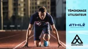 French Athletics Federation marketing digital event