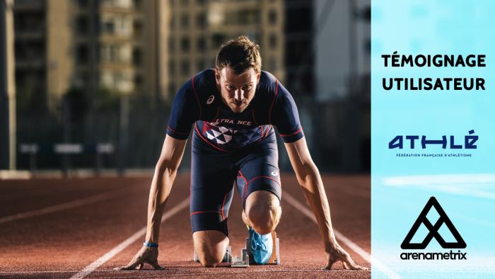 Evento digital de marketing de la Federación Francesa de Atletismo