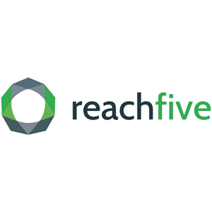 Logotipo de Reachfive