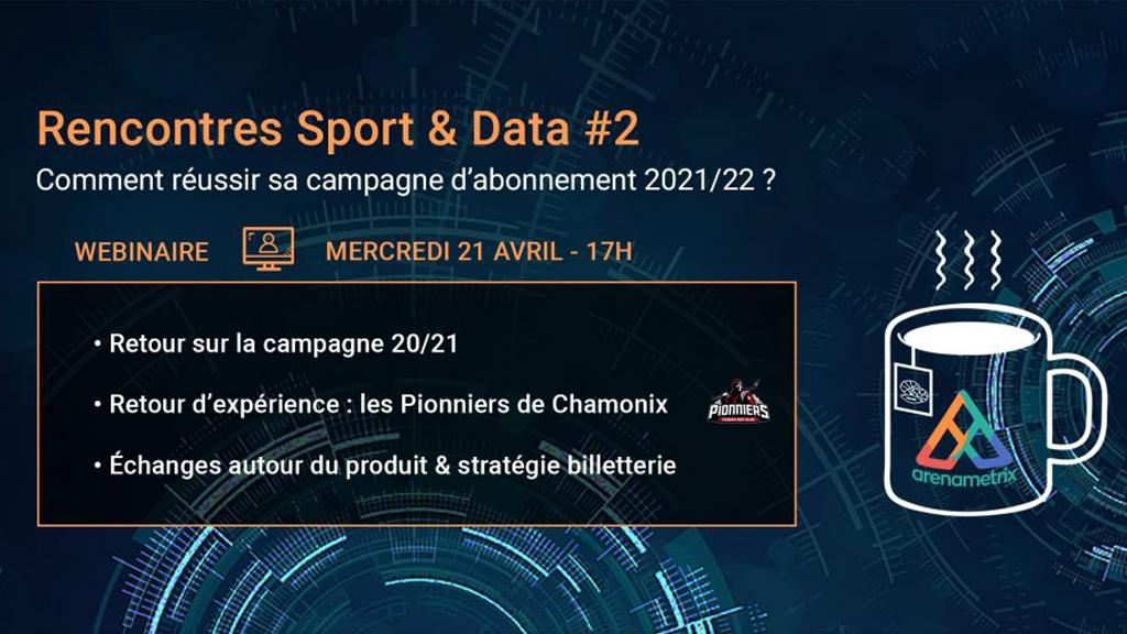 Sport data meetings