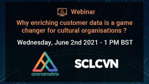 Webinar enriching customer data