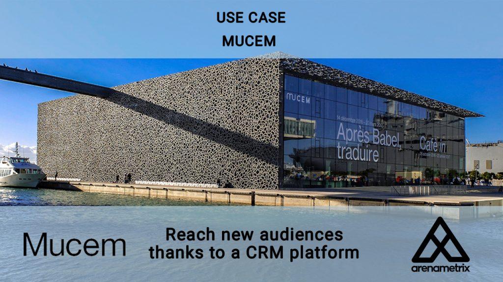 User cases - MUCEM