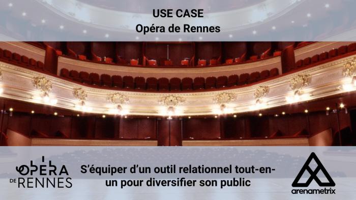use case opéra de rennes