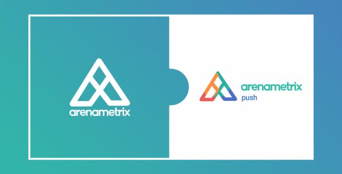 Arenametrix push notifications